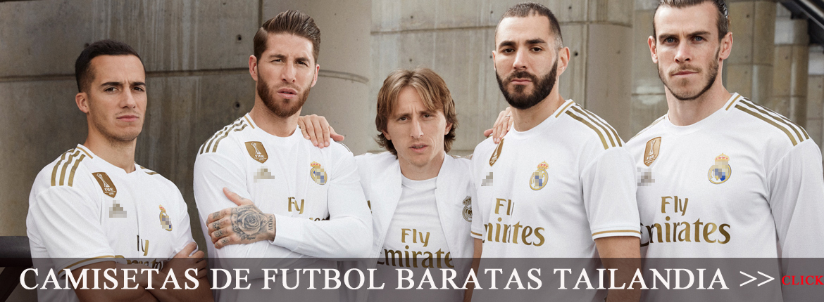 camiseta real madrid barata