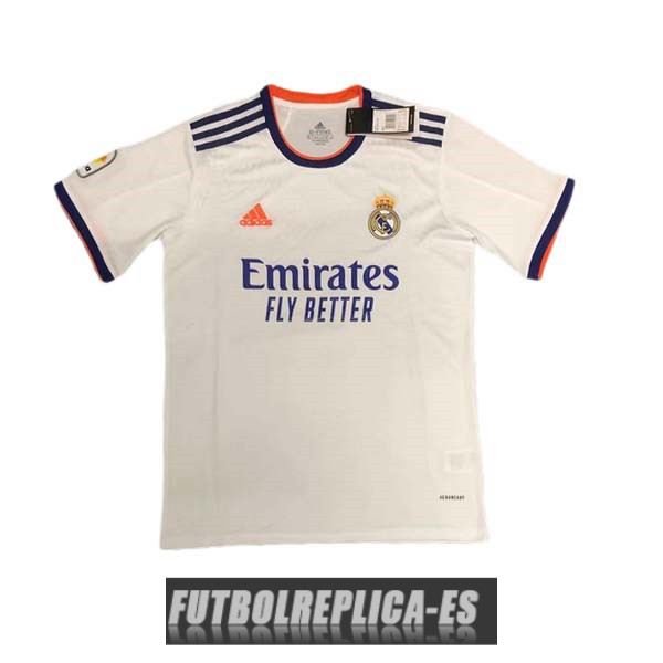 primera (1) real madrid camiseta 2021-2022