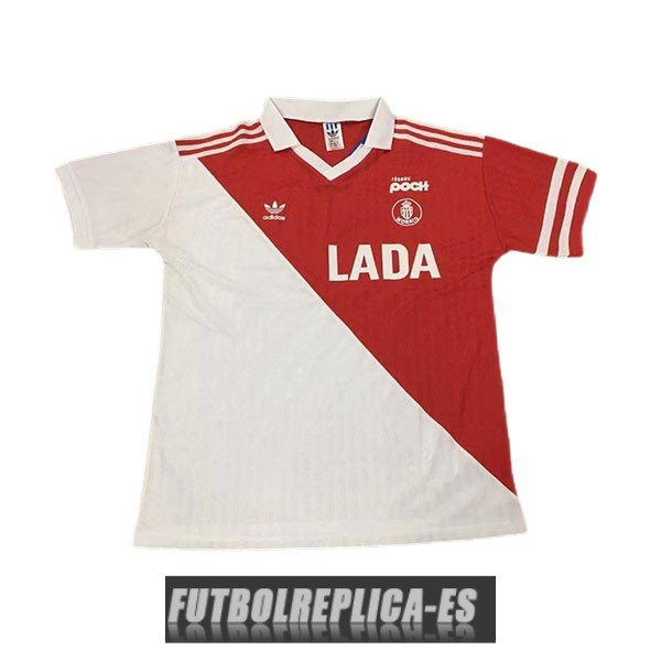 primera as monaco camiseta retro 1990-1991