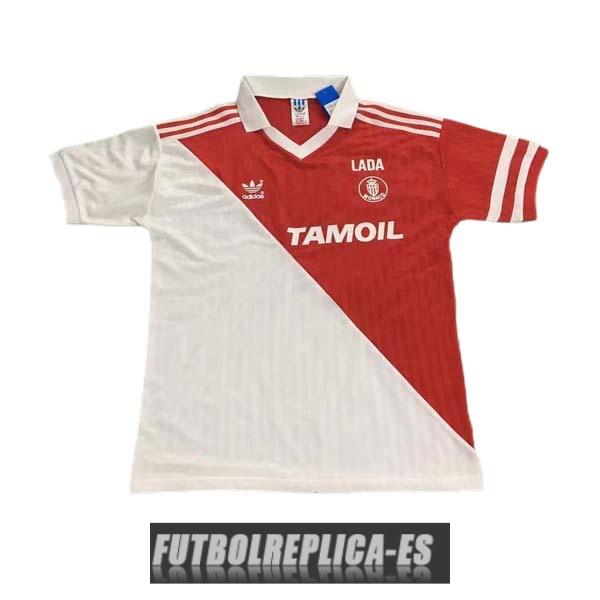 primera as monaco camiseta retro 1991-1992