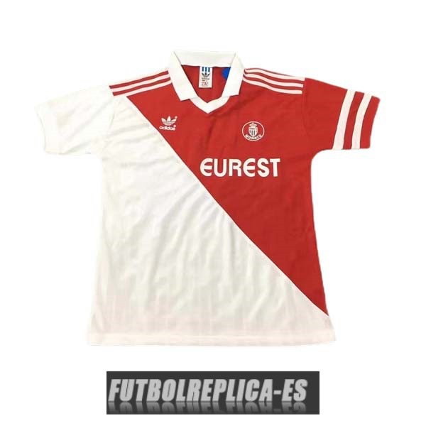 primera as monaco camiseta retro 1992-1993