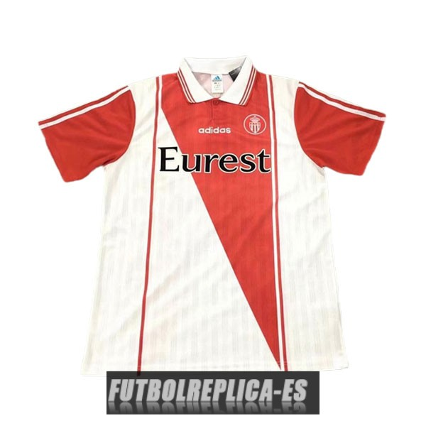 primera as monaco camiseta retro 1996-1997