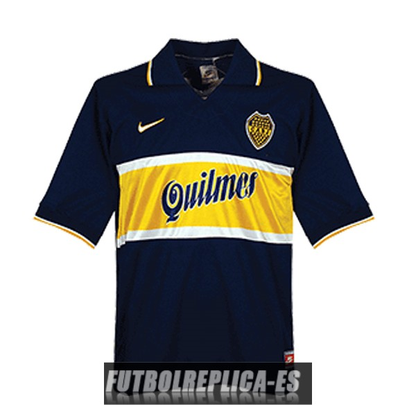 primera boca juniors camiseta retro 1996-1997