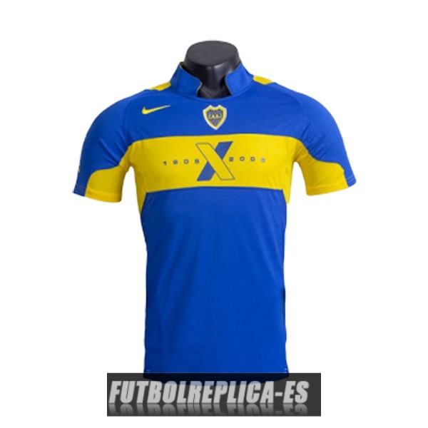 primera boca juniors camiseta retro 2005
