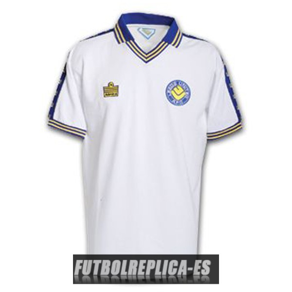 primera leeds united camiseta retro 1978