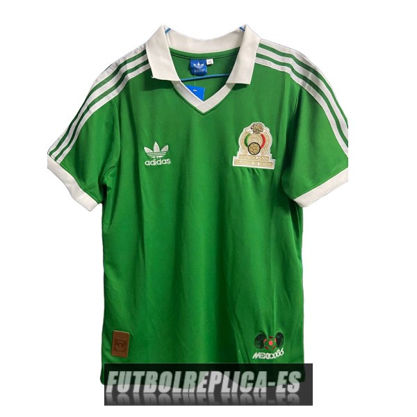 primera mexico camiseta retro 1986