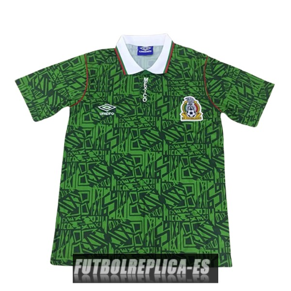 primera mexico camiseta retro 1994