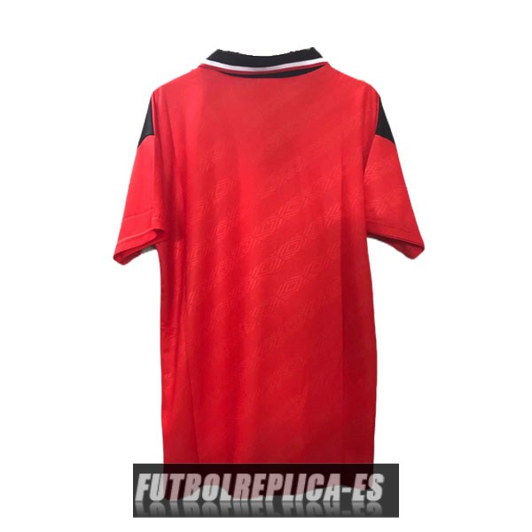 primera nottingham forest camiseta retro 1994-1996