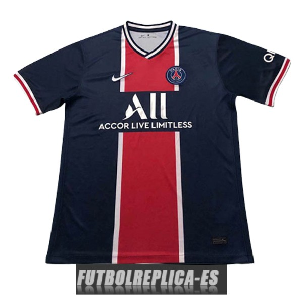 primera paris saint germain camiseta 2020-2021