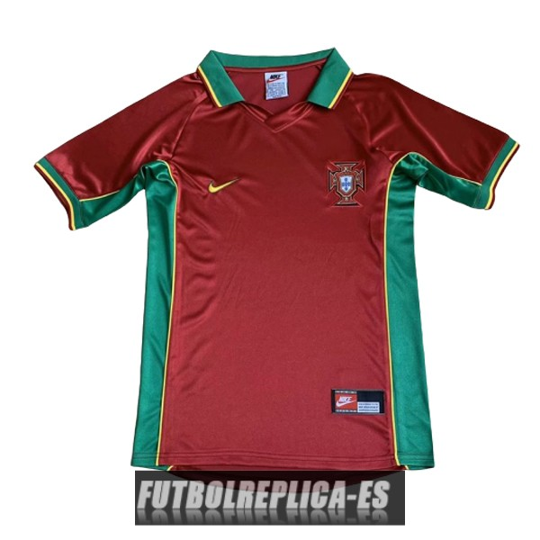 primera portugal camiseta retro 1997-1998
