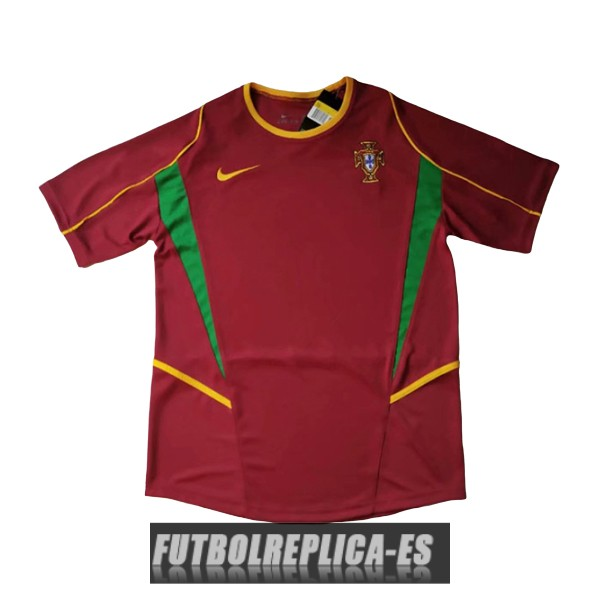 primera portugal camiseta retro 2002