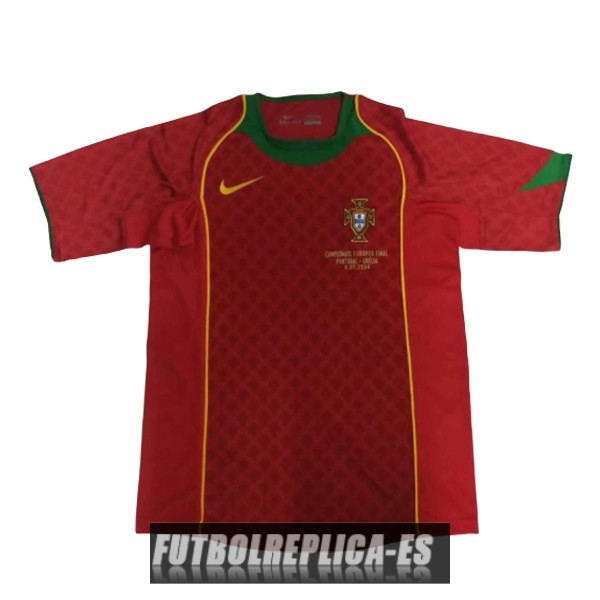 primera portugal camiseta retro 2004