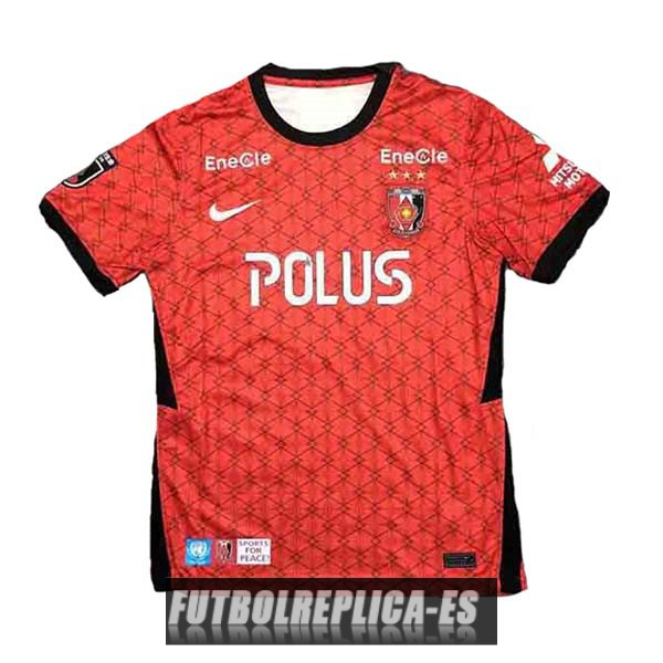 primera urawa red diamonds camiseta 2021-2022