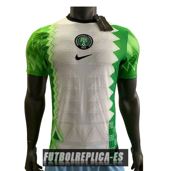 primera version player nigeria camiseta 2020