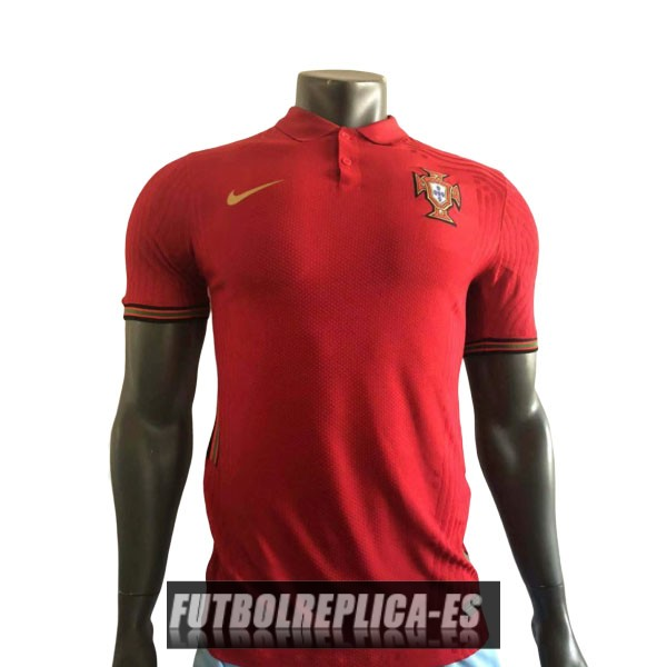primera version player portugal camiseta 2020
