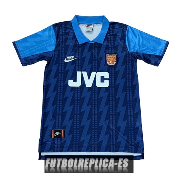 segunda arsenal camiseta retro 1994-1995