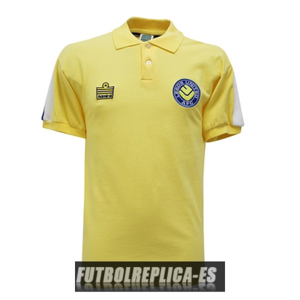 segunda leeds united camiseta retro 1978