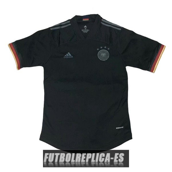 segunda version player alemania camiseta 2020