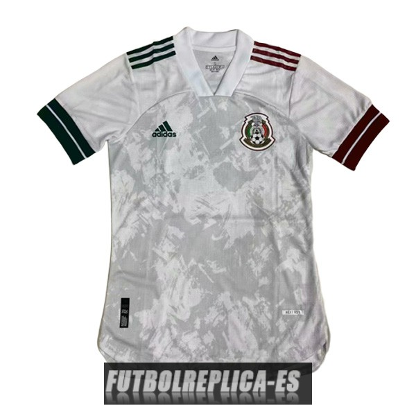 segunda version player mexico camiseta 2020