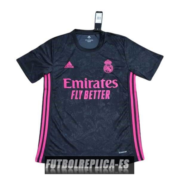 tercera Real madrid camiseta 2020-2021
