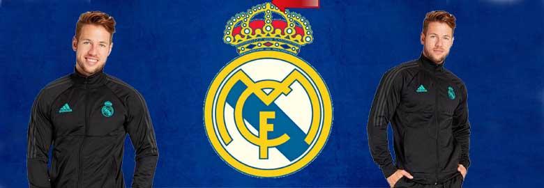 b99dc15ec90 La mejor tienda online de fútbol el deporte de alta calidad el suministro  de chandal real madrid barata .